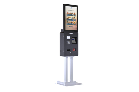 "21.5"" multifunctional self-service kiosk / Protech Systems Co., Ltd."