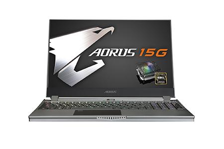 AORUS 15G 專業電競筆電 / 技嘉科技股份有限公司