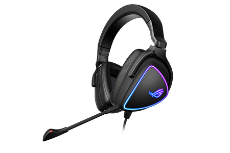 ROG Delta S Gaming Headset / ASUSTeK Computer Inc.