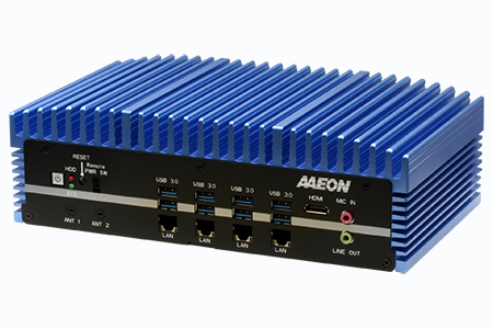 High-Performance Intelligent Edge Computing PC-AAEON Technology Inc.