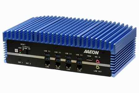 High-Performance Intelligent Edge Computing PC / AAEON Technology Inc.