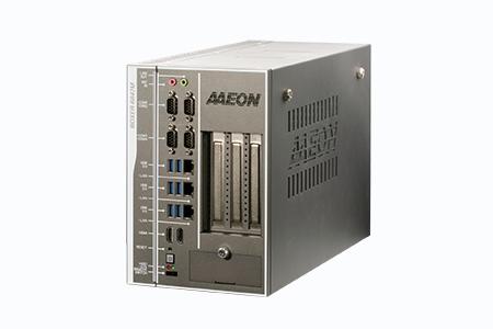 Edge AI Fanless Embedded Industrial Controller / AAEON Technology Inc.