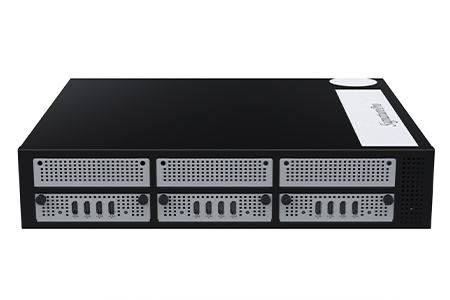 24-Port Video Wall Digital Signage Player / IBASE Technology Inc.