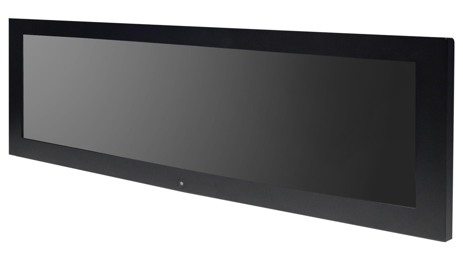 "EN50155 Certified AIO 28.6"" Bar-Type Panel PC / IBASE Technology Inc."