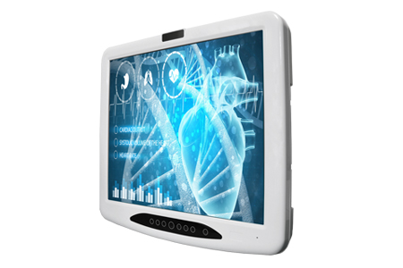Expert Fanless Medical Station-ARBOR Technology Corp.