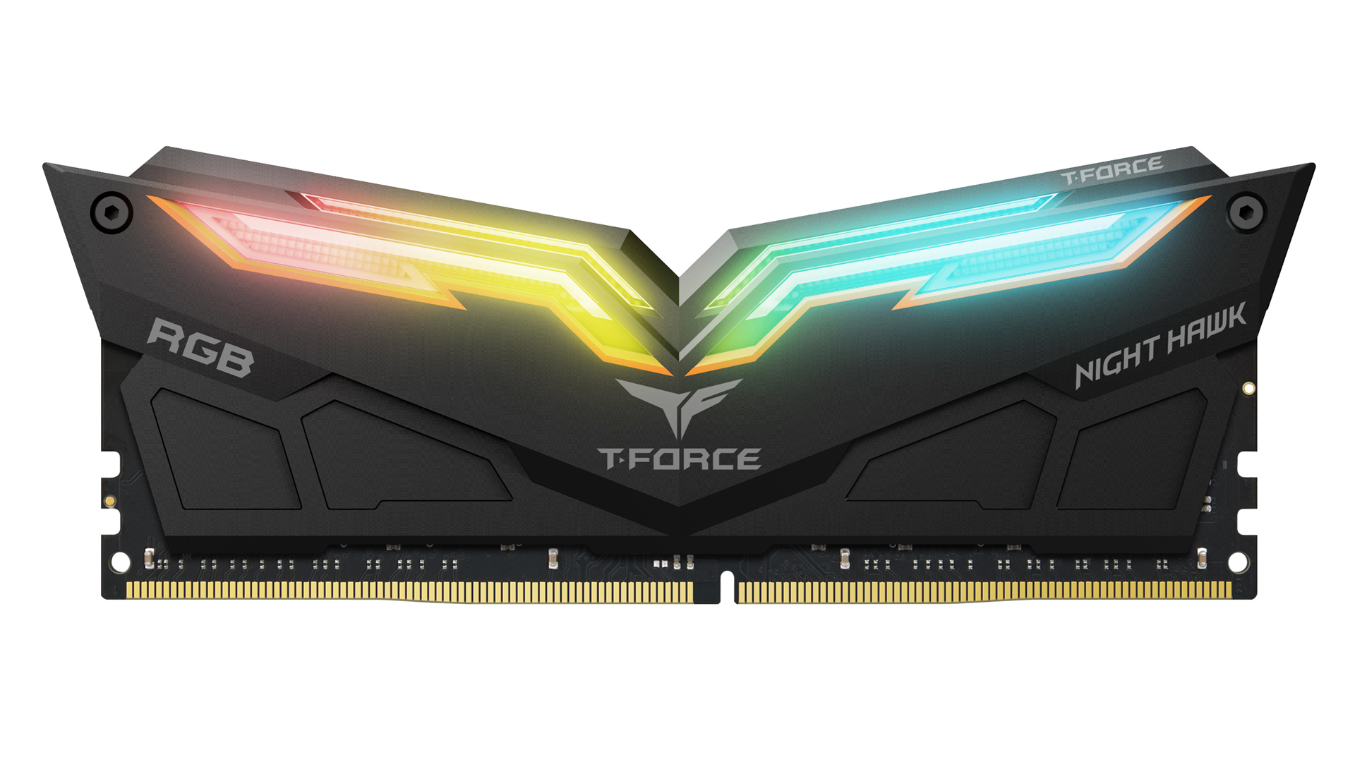 T-FORCE夜鷹電競RGB桌上型記憶體-十銓科技股份有限公司