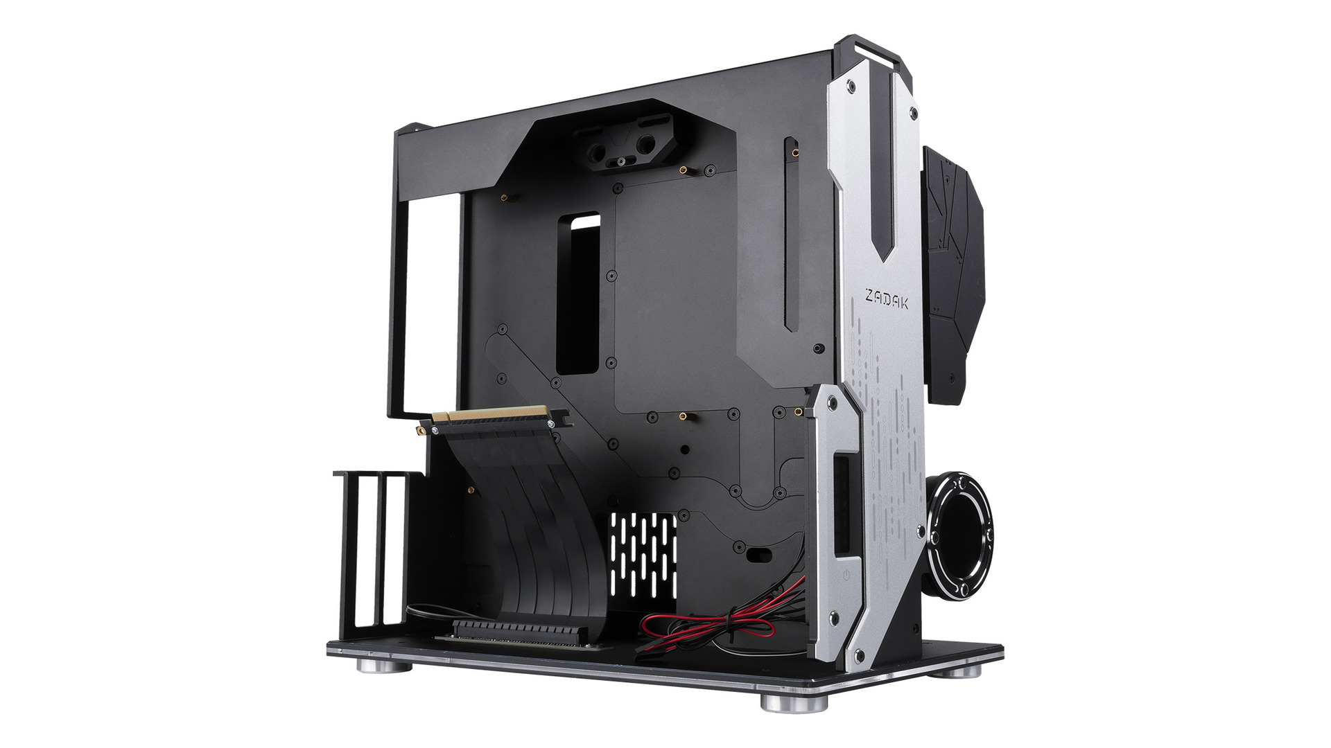 Water-Cooled PC Case