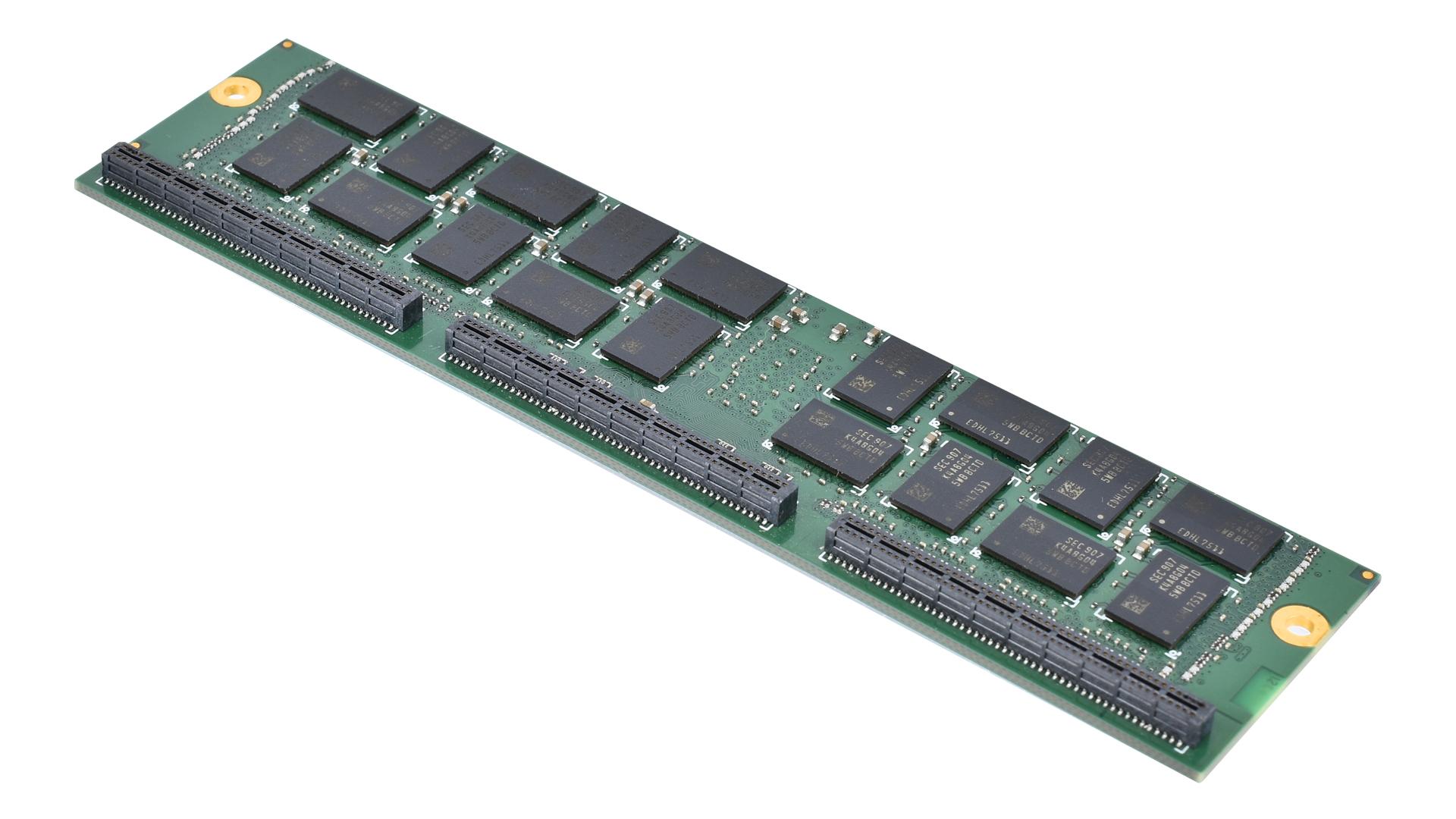XR-LRDIMM 強固型抗震低負載伺服器記憶體
