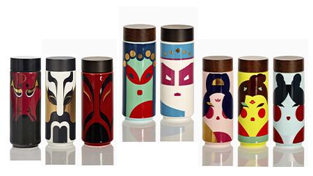 MASH UP Travel Mug Series / ARTCERA CORPORATION