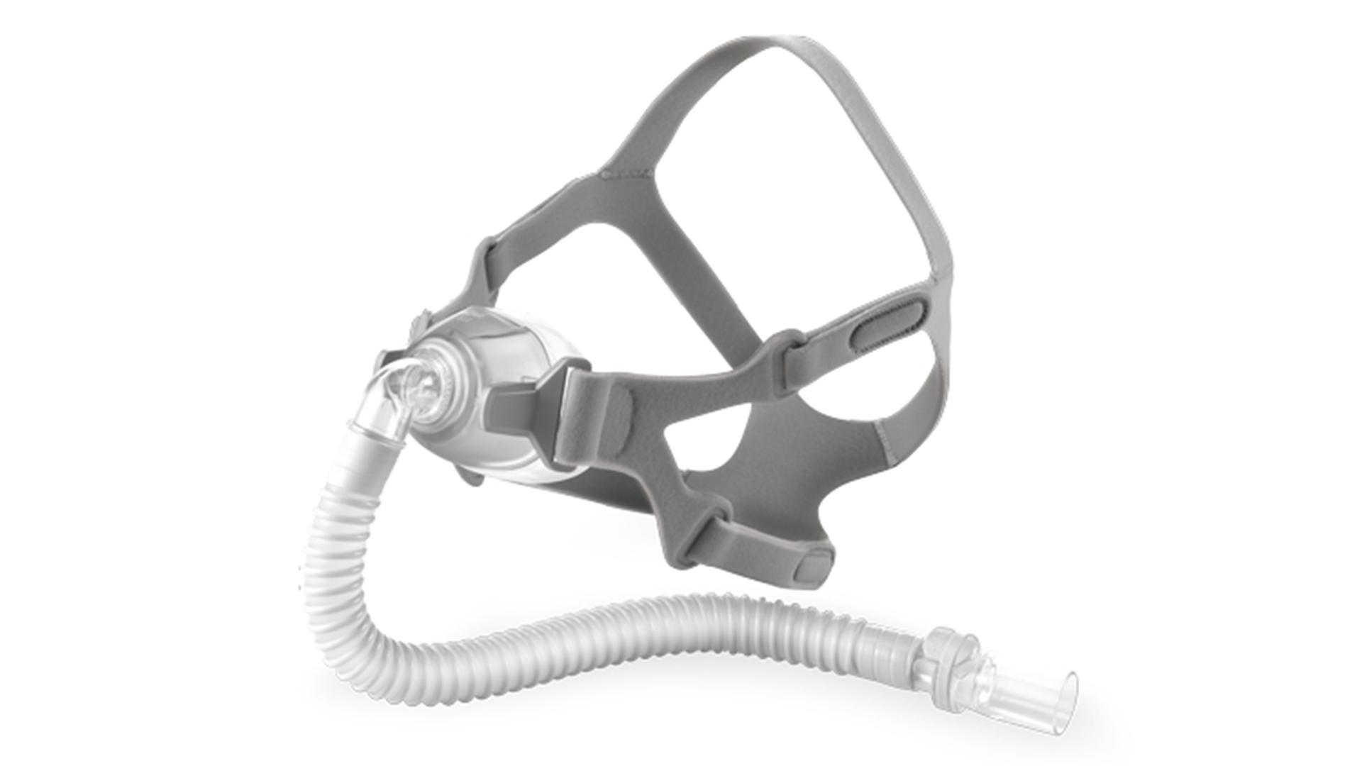 連續陽壓呼吸器面罩 / 雃博股份有限公司