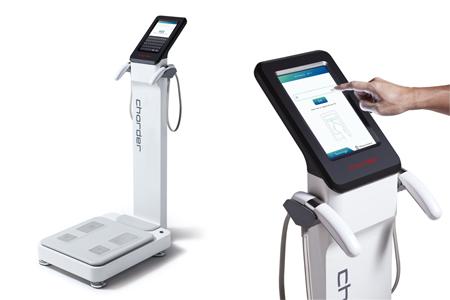 CHARDER ELECTRONIC CO., LTD.-máy phân tích thành phần cơ thể