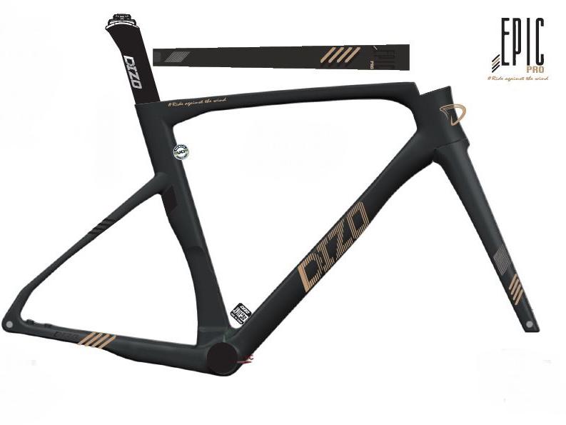 Aerodynamic carbon fiber road bike-ADVANCED INTERNATIONAL MULTITECH CO., LTD.