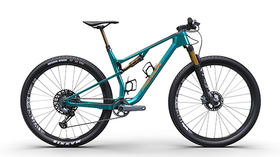 CROSS&DOWN-COUNTRY MOUNTAIN BIKE / MERIDA INDUSTRY CO., Ltd.