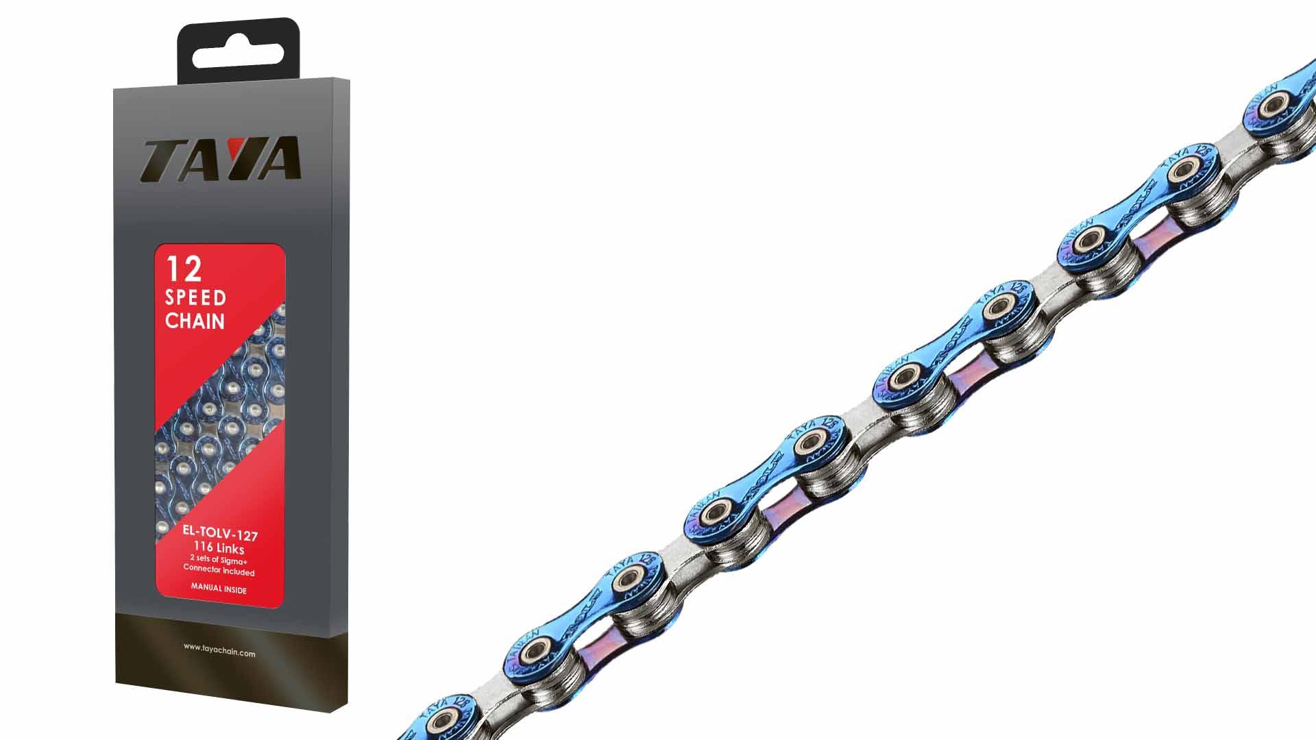12速超輕量三元件鏈條
