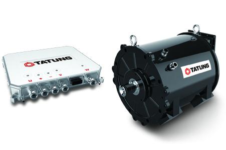 IE5超超高效率大型電動巴士用動力系統 / 大同股份有限公司