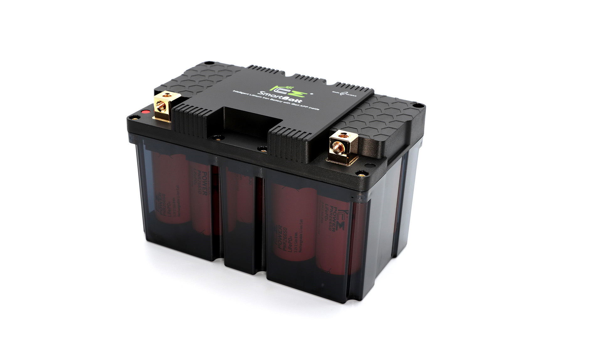 Motorcycle Smart Battery