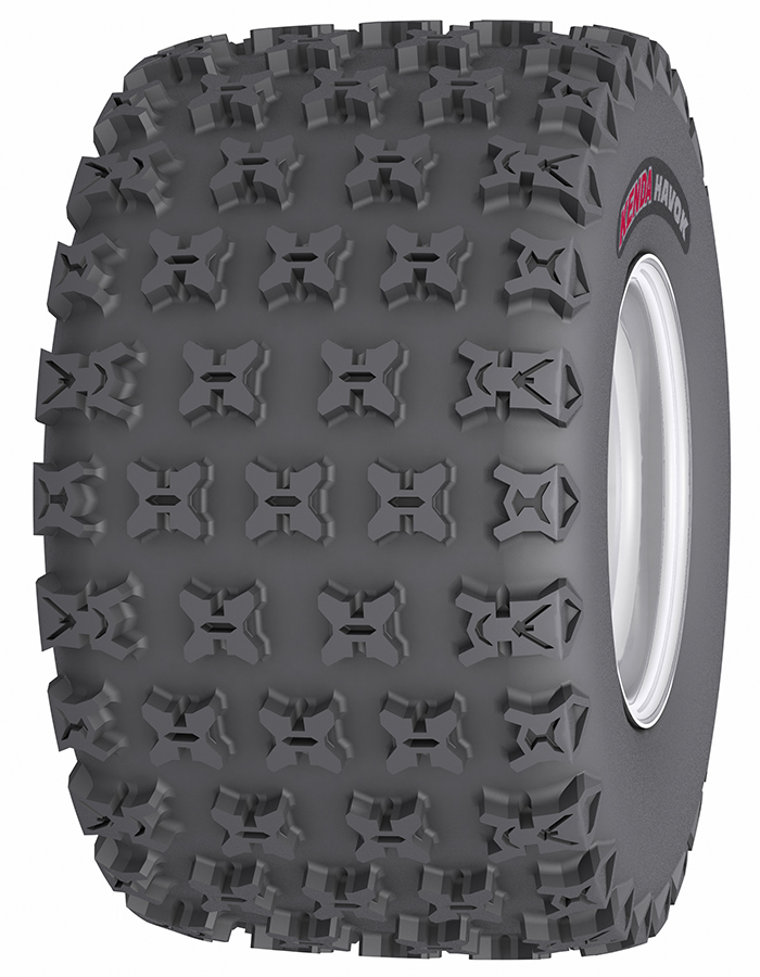 All-Terrain Vehicle Tire / KENDA RUBBER INDUSTRIAL CO., LTD.