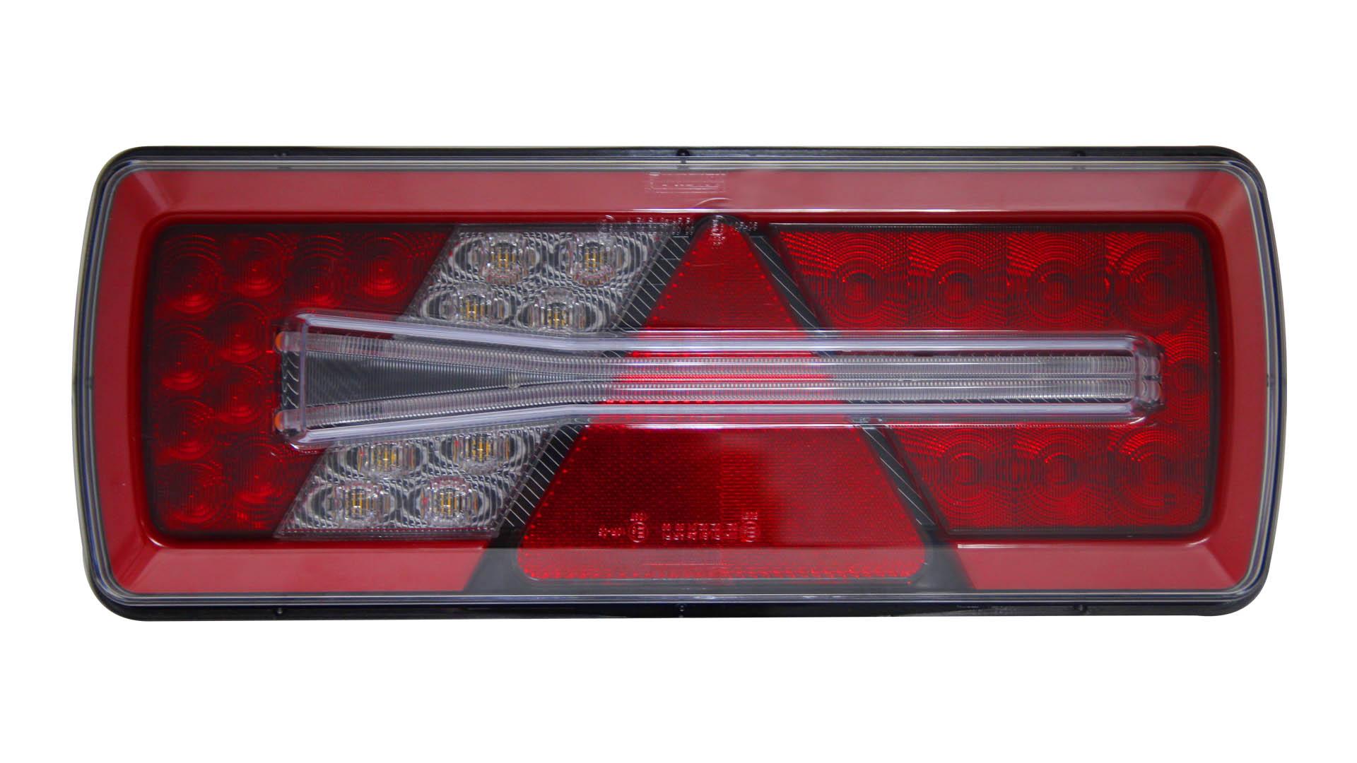光板暨光導技術綜合尾燈