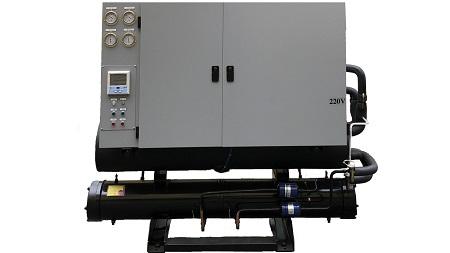 水冷式永磁同步變頻冰水機 / 東元電機股份有限公司