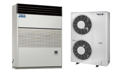 Networking Energy-Saving Air-cooled Inverter ACs / TECO ELECTRIC & MACHINERY CO., LTD.