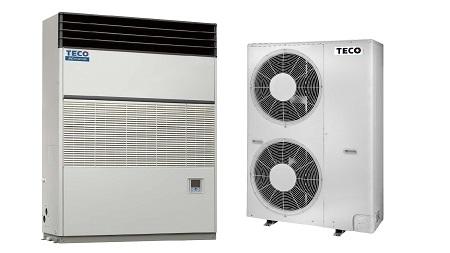 智慧節能-聯網商用氣冷變頻箱型機 / 東元電機股份有限公司