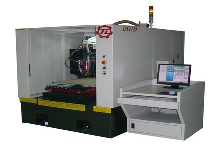 Single spindle CCD drilling machine- TA LIANG TECHNOLOGY CO., LTD.