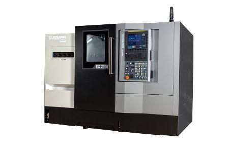 EX-2000YS 新世代高精度車銑複合機-台灣瀧澤科技股份有限公司