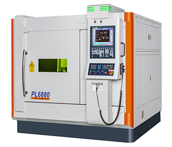 高精密磁浮雷射切割機 / 慶鴻機電工業股份有限公司