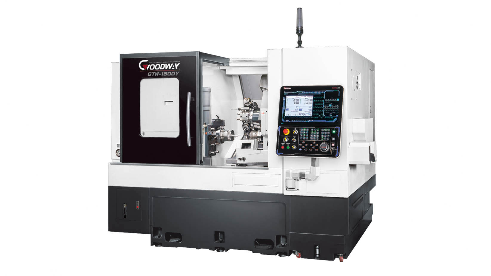 MULTI-AXIS CNC TURNING CENTER