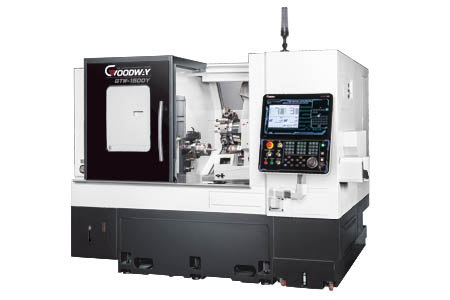 MULTI-AXIS CNC TURNING CENTER / Goodway Machine Corp.