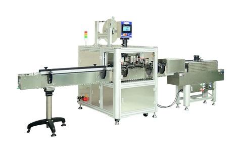Horizontal Shrink Sleeving Machine-Allen Plastic Industries Co., Ltd.