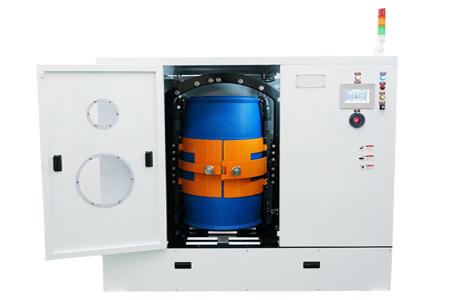 Drum Tumbler-Asia IC Mic-Process, Inc.