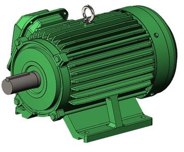 Ultra Smart Monitoring Permanent Magnet Motor / TECO ELECTRIC & MACHINERY CO., LTD.