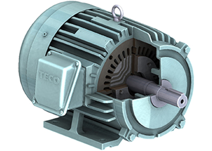 Line-Start SynReluctance Motor / TECO ELECTRIC & MACHINERY CO., LTD.