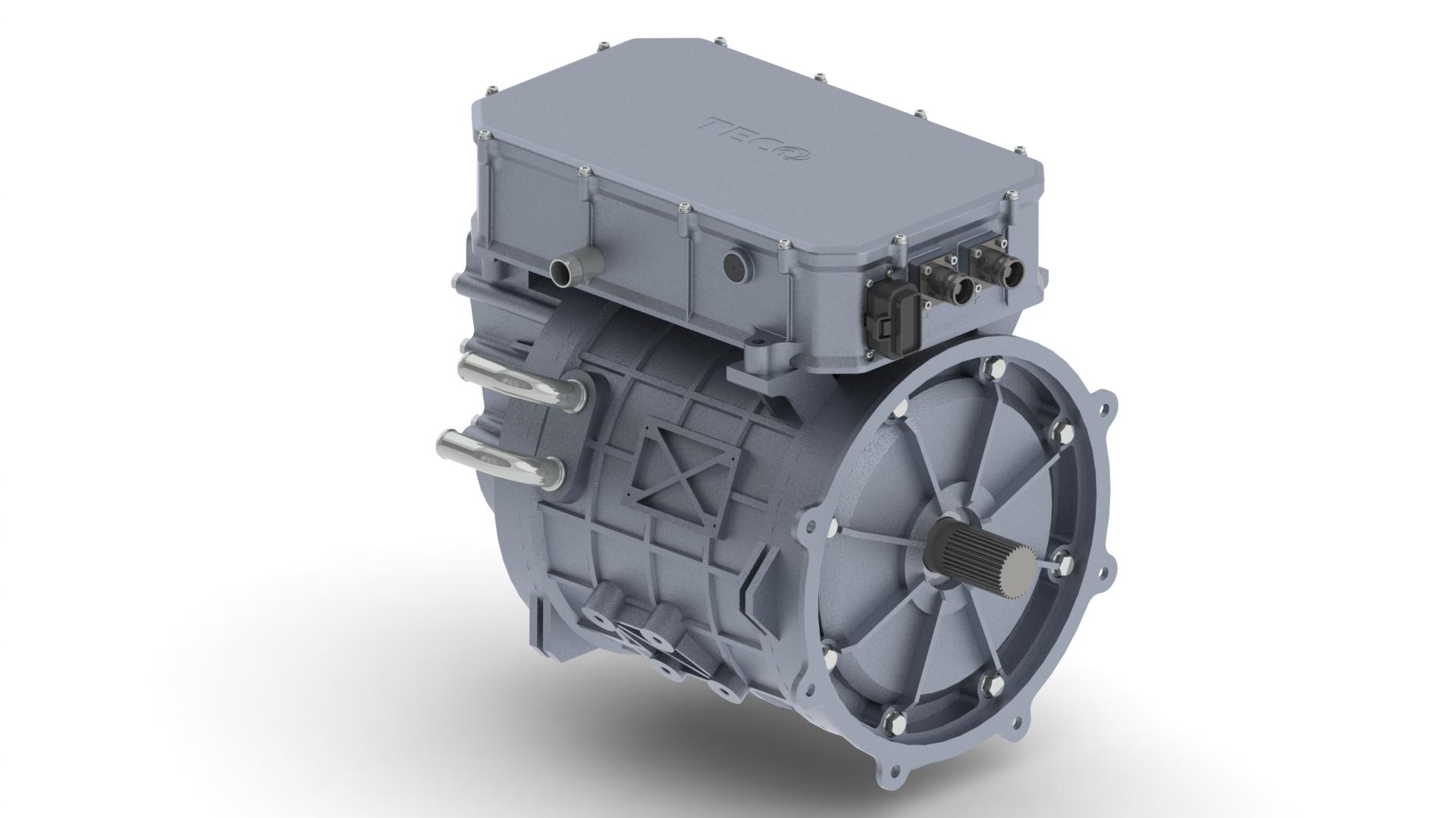高效能次世代電動車用動力系統