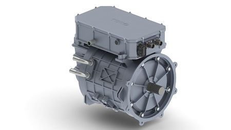 Next-Gen Powertrain System for Electric Vehicle / TECO ELECTRIC & MACHINERY CO., LTD.