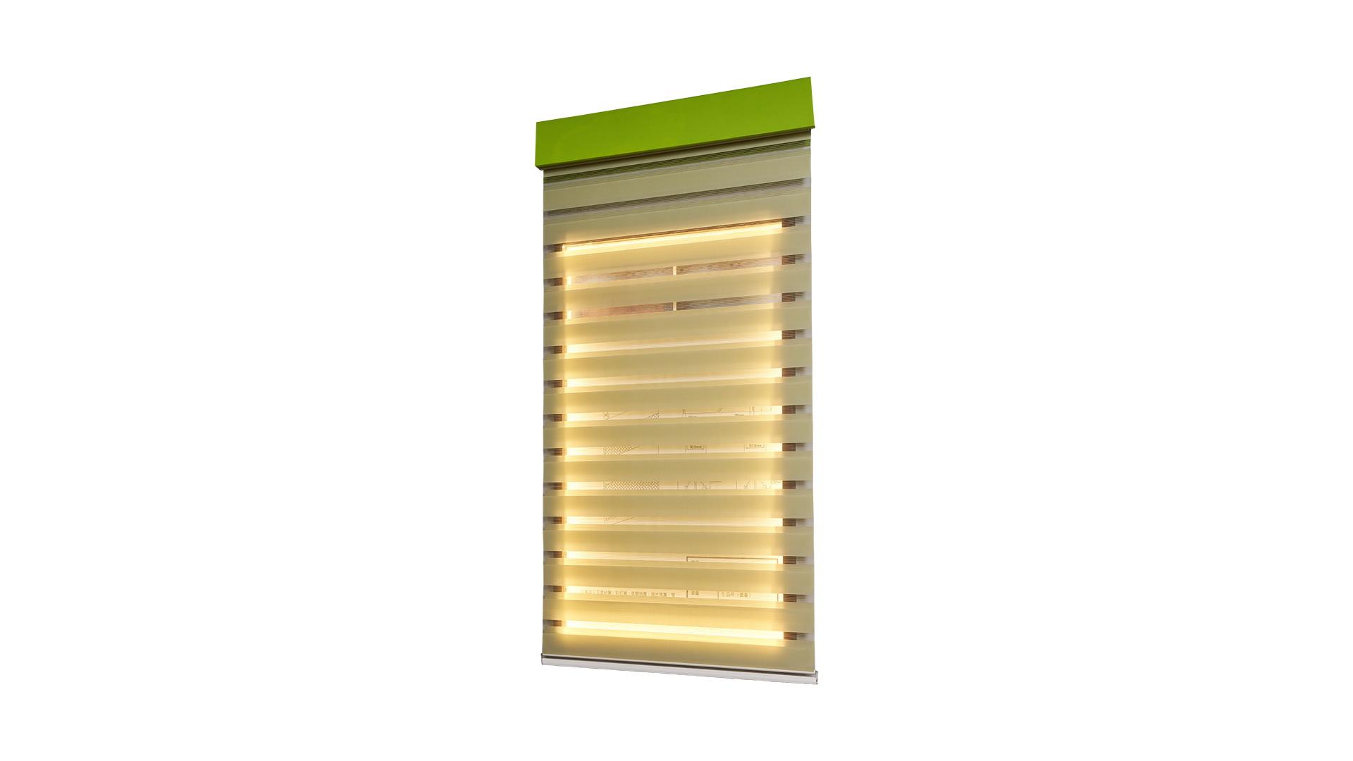Smart Energy Efficent Light Control Blind