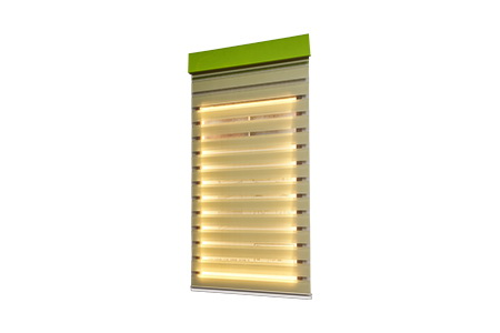 Smart Energy Efficent Light Control Blind / BINTRONIC ENTERPRISE.CO., LTD.