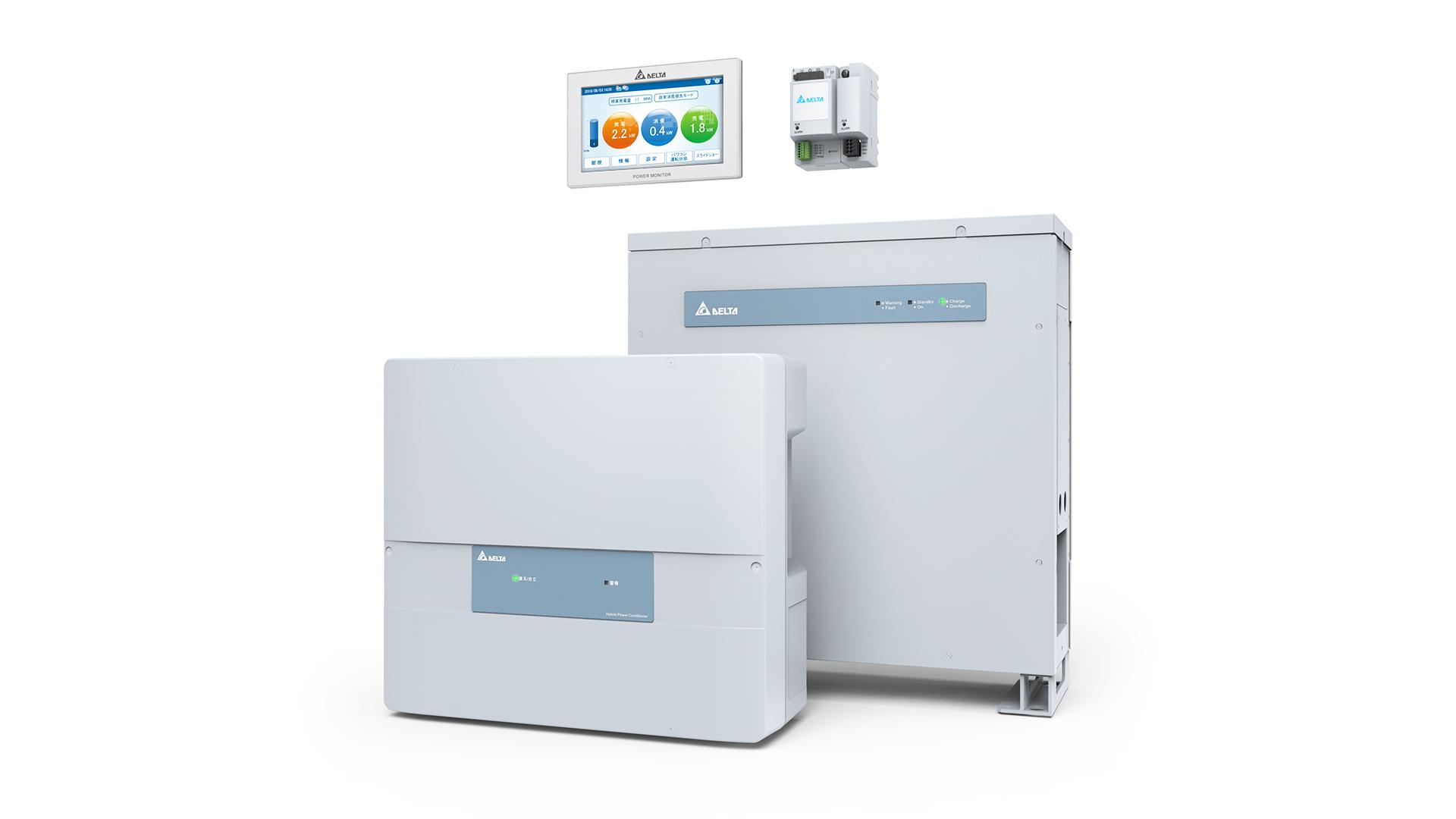 Hybrid PV System
