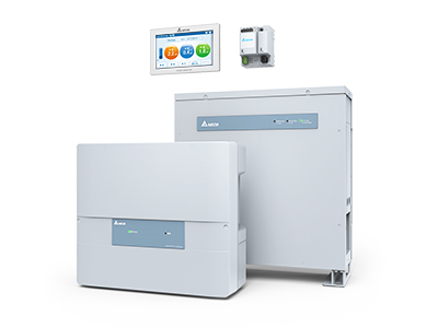 Hybrid PV System / DELTA ELECTRONICS, INC.