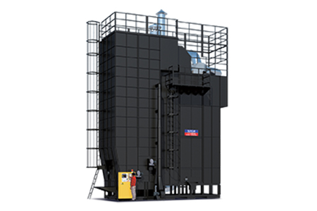 粗糠爐乾燥中心 / 三久股份有限公司