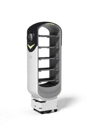 Intelligent Recycling Service Robot / TECO ELECTRIC & MACHINERY CO., LTD.