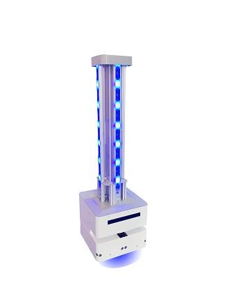 智慧UVC防疫機器人 / 東元電機股份有限公司