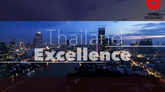 Taiwan Excellence Pavilion at Taiwan Expo Thailand 2020