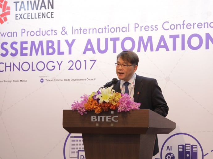Taiwan Excellence เข้าร่วมงาน ASSEMBLY & AUTOMATION TECHNOLOGY in Thailand