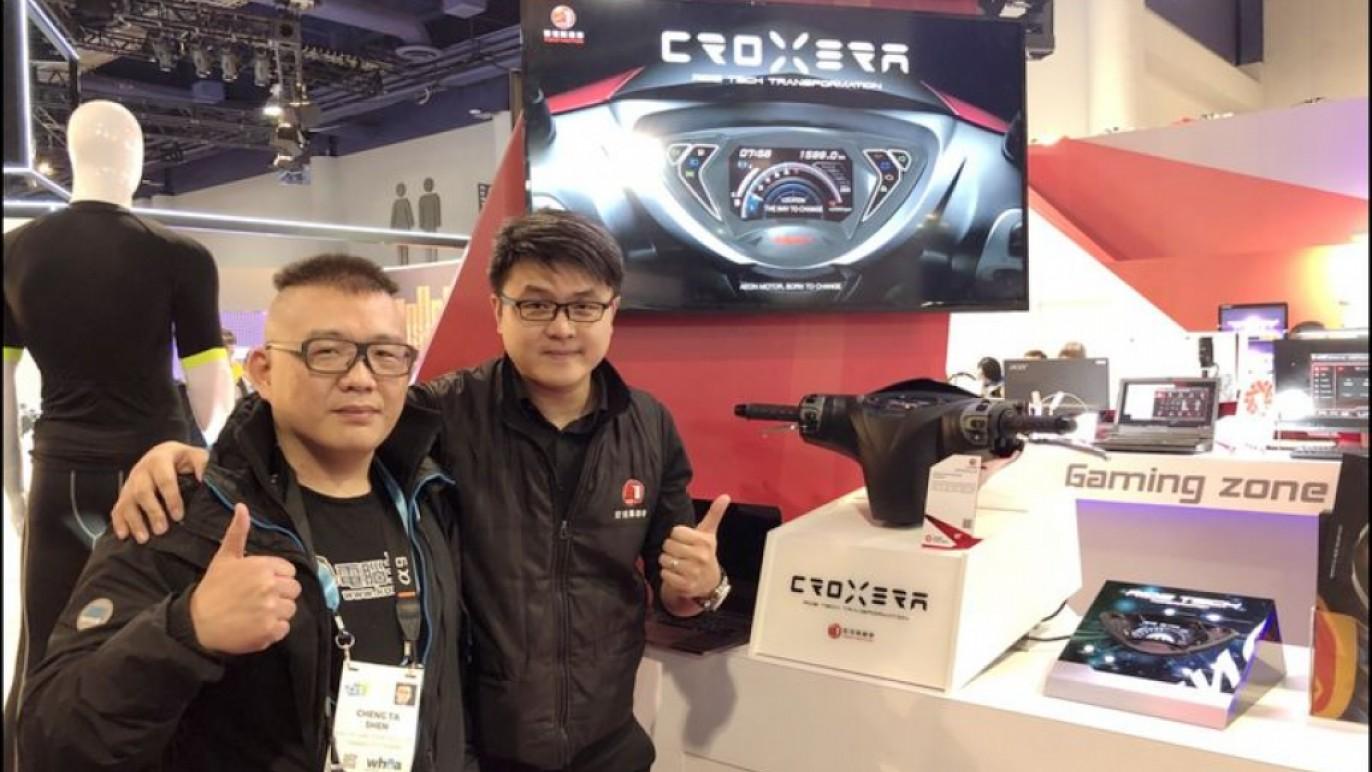 電腦王阿達特別來到台灣精品館專訪宏佳騰