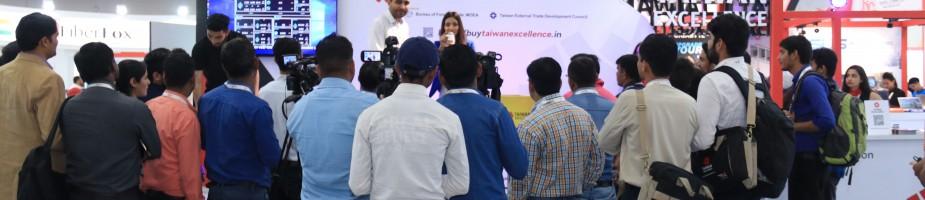 通訊科技暨系統整合展(26th Convergence India)