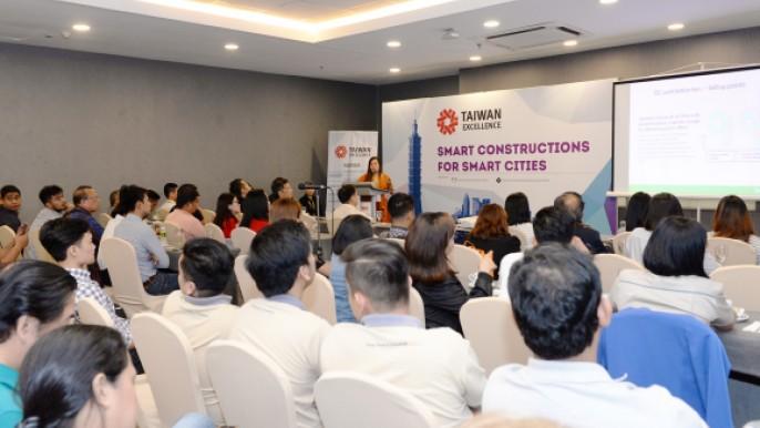 菲律賓城市基礎建設展或國際建材展設置台灣精品館