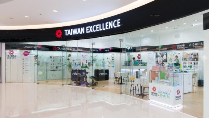 胡志明市Crescent Mall購物中心設置「台灣精品展售專店」
