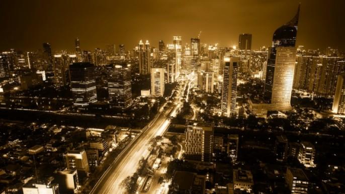 印尼臺灣形象展設置台灣精品區